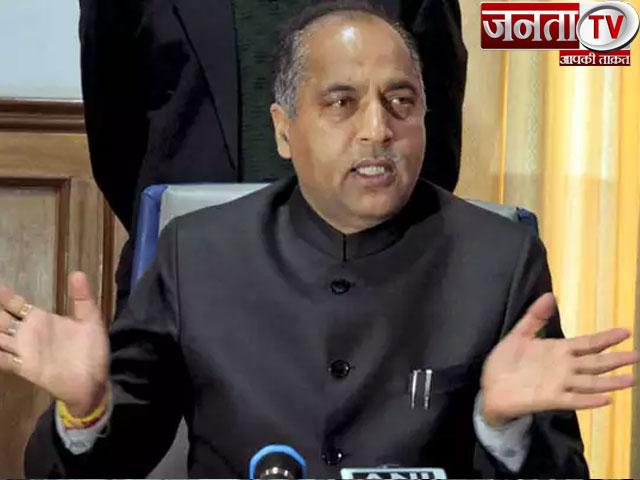 हिमाचल विधानसभा में निलंबित विपक्ष के विधायकों की बहाली पर बोले CM जयराम - संवाद ही विवाद का हल है