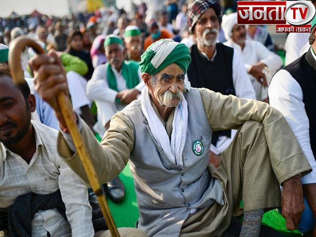 किसान आंदोलन के 100 दिन पूरे, कांग्रेस ने सरकार पर अत्याचार करने का लगाया आरोप