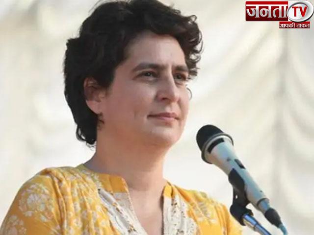 प्रियंका गांधी ने शिक्षा मंत्री रमेश पोखरियाल को लिखा पत्र, CBSE बोर्ड परीक्षा रद्द करने की मांग की