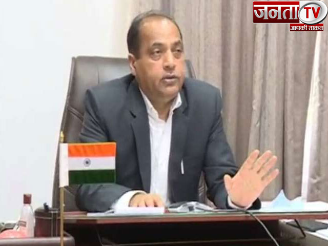 CM जयराम ठाकुर बोले- हिमाचल प्रदेश में हालात देखकर लिया जाएगा लॉकडाउन का फैसला
