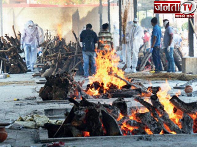 गुरुग्राम में दाह संस्कार शुल्क 5500 रुपये किया गया तय,श्मशान घाटों पर ओवरचार्जिंग की शिकायतों के...