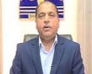 सीएम जयराम ठाकुर ने हरदीप सिंह पुरी से की मुलाकात, हवाई अड्डे पर हुई चर्चा