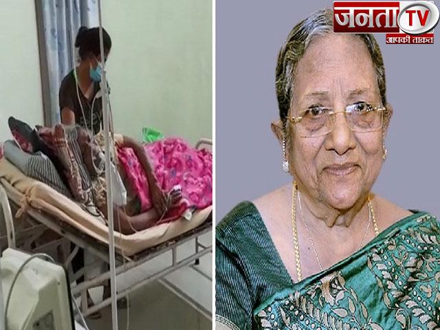 हरियाणा की पूर्व मंत्री कमला वर्मा का निधन, ब्लैक फंगस का चल रहा था इलाज