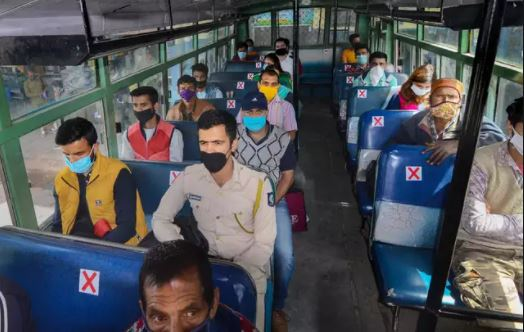 Himachal Pradesh: 14 जून से 50 फीसदी सवारियों के साथ 24 घंटे चलेंगी बसें,इन नियमों का करना होगा पालन