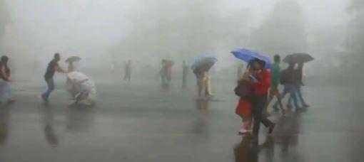 हिमाचल प्रदेश में कल से भारी बारिश की संभावना,मौसम विभाग ने यात्रा न करने की दी सलाह