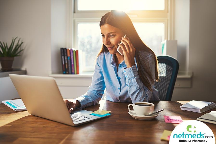 Work From Home: काम के साथ रखें अपनी सेहत का ख्याल, अपनाएं ये सिंपल टिप्स