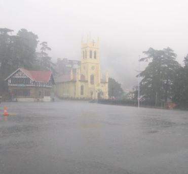 हिमाचल में 26 जुलाई तक खराब रहेगा मौसम, इन जिलों में बाढ़ का खतरा