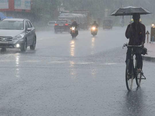 हिमाचल प्रदेश समेत देश के इन राज्यों में भारी बारिश का अलर्ट, जानें अपने शहर का हाल