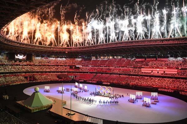 महामारी के बीच नई उम्मीदों के साथ Tokyo Olympics की रंगारंग शुरुआत,यहां पढ़ें इससे जुड़ी दिलचस्प बातें
