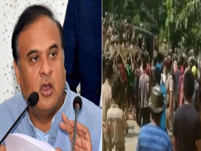 सीमा तनाव : असम सरकार ने निवासियों को मिजोरम की यात्रा करने से किया मना, जारी की एडवाइजरी