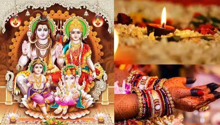 Hartalika Teej 2021: हरतालिका तीज पर ये नहीं किया तो पूजा है अधूरी, जानें व्रत से जुड़ी जरूरी बातें
