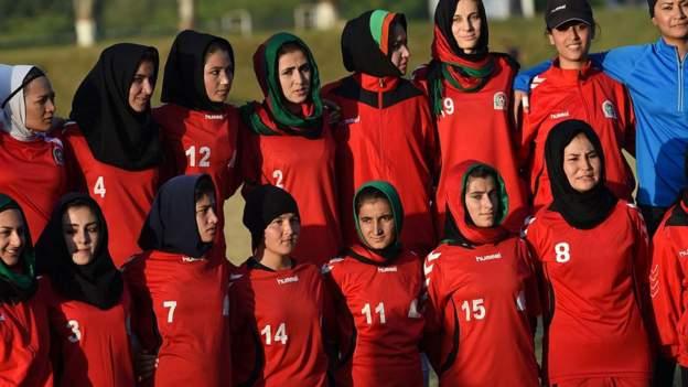 अफगान की 32 महिला खिलाड़ी भागकर पाकिस्तान पहुंची, तालिबान से मिल रही थी धमकी