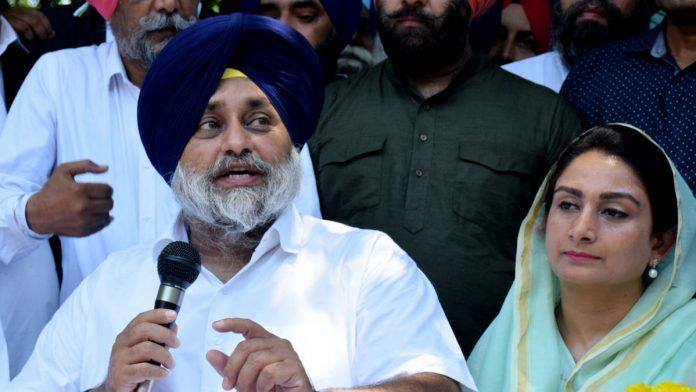 Punjab Election: अकाली दल ने जारी की 64 उम्मीदवारों की पहली लिस्ट,  जानें किसे कहां से टिकट?h=220&mode=max