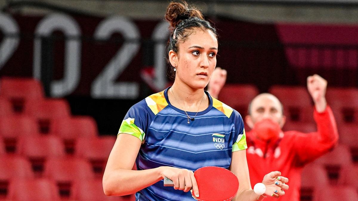 टेबल टेनिस खिलाड़ी Manika Batra को लगा झटका, एशियाई चैंपियनशिप नहीं मिली जगह