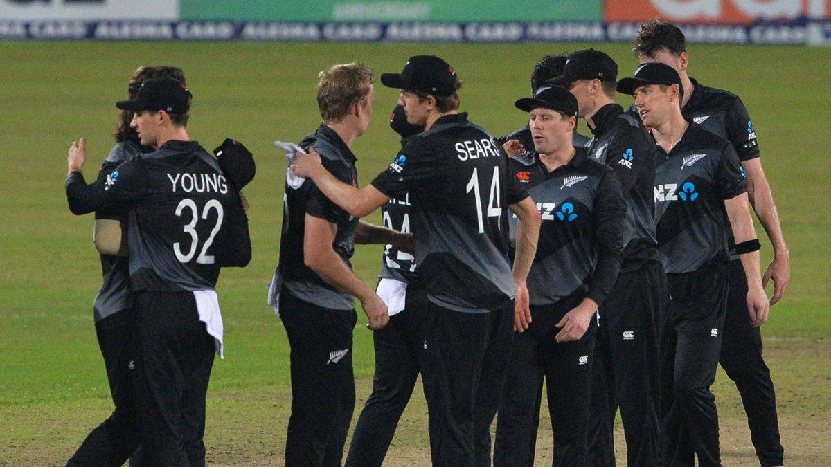 New Zealand vs Pakistan :  न्यूजीलैंड ने पाक से मैच खेलने से किया इनकार, मैच से पहले रद्द किया दौरा