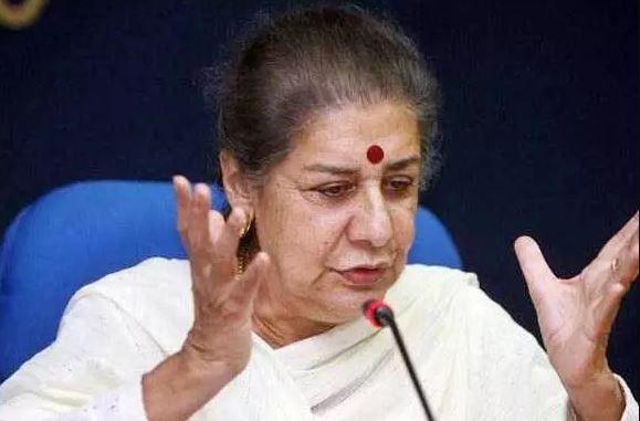 पंजाब में सियासी भूचाल जारी, अंबिका सोनी ने मुख्यमंत्री बनने से किया इनकार