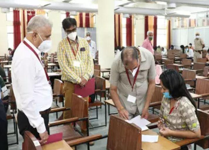 एचएयू: विभिन्न कोर्सों में दाखिले के लिए 5282 विद्यार्थियों ने दी प्रवेश परीक्षा