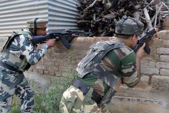 जम्मू-कश्मीर: शोपियां के कुशवा में आतंकवादियों और सुरक्षाबलों के बीच मुठभेड़, एक आतंकी ढेर