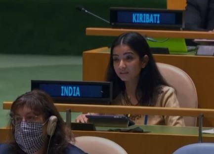 UN में PM इमरान खान के झूठ पर भारत ने दिया दो टूक जवाब, कहा- कश्मीर और लद्दाख हमारे थे हैं और रहेंगे