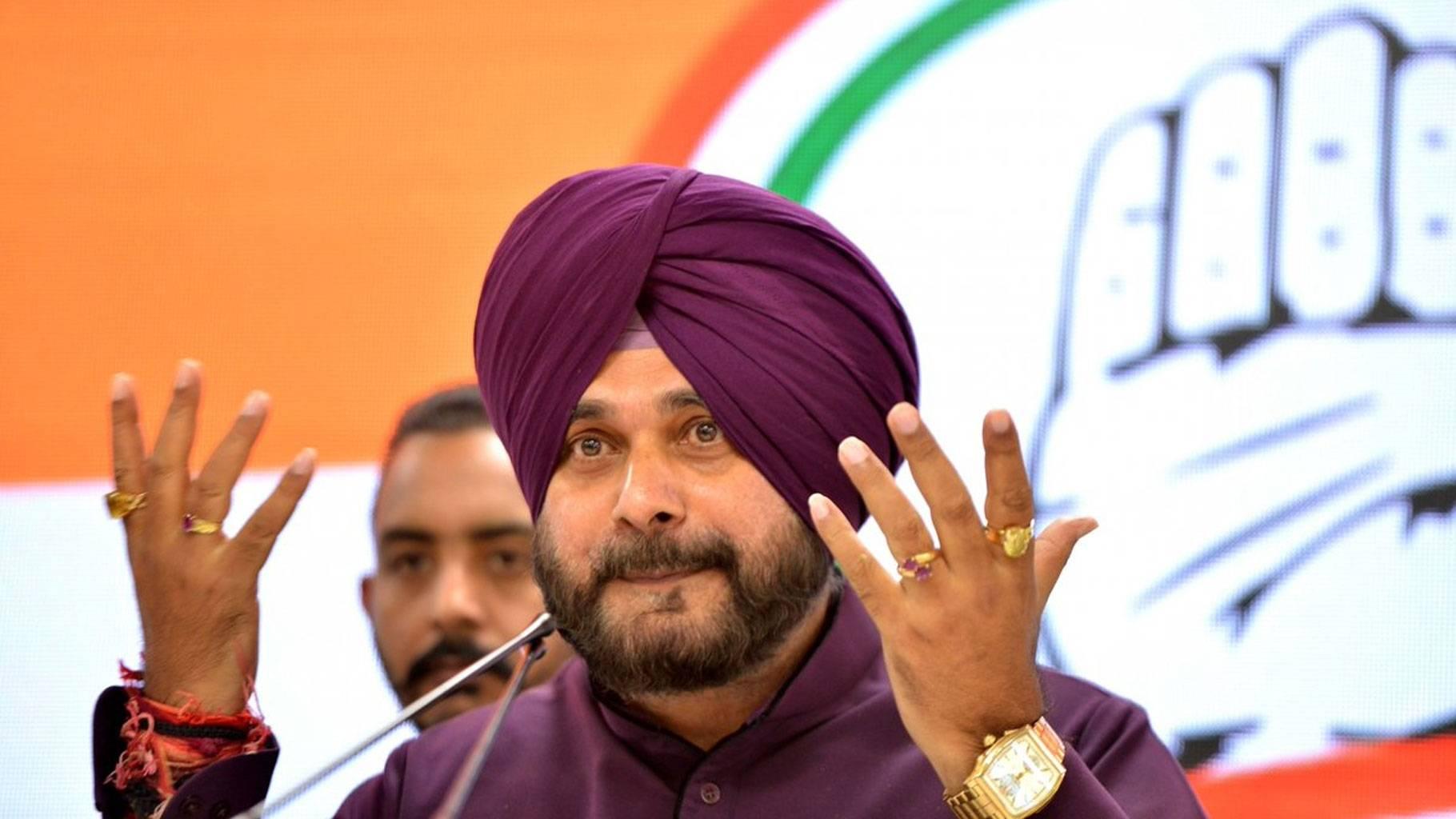 Navjot Singh Sidhu आज करेंगे मुख्यमंत्री चन्नी से मुलाकात, 3 बजे पंजाब भवन में मीटिंग