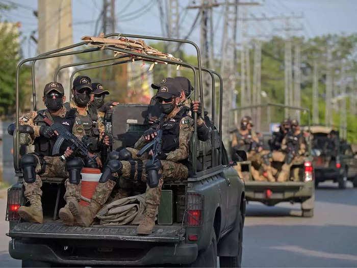 तहरीक-ए-तालिबान ने इमरान सरकार से लिया बदला, 5 पाकिस्तानी सुरक्षाकर्मियों की मौत
