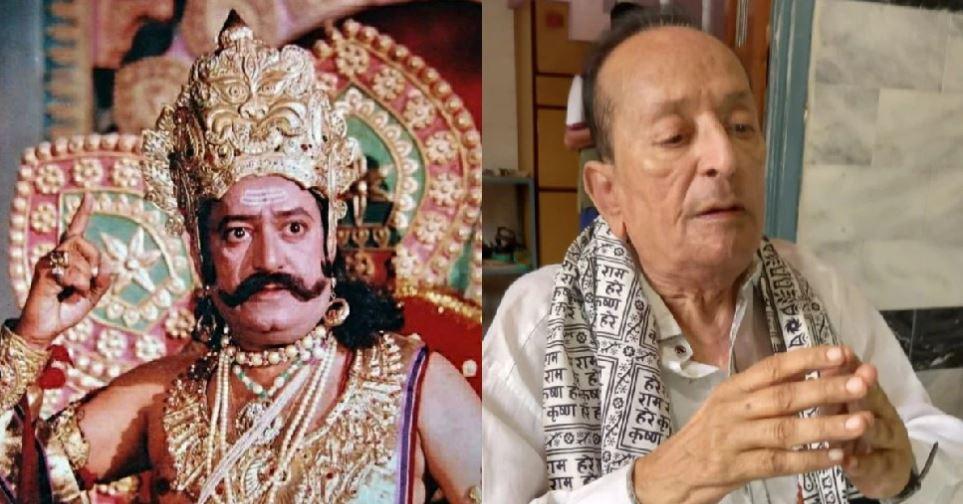 """नहीं रहे रामायण के """"रावण"""" अरविंद त्रिवेदी, काफी समय से थे बीमार"""