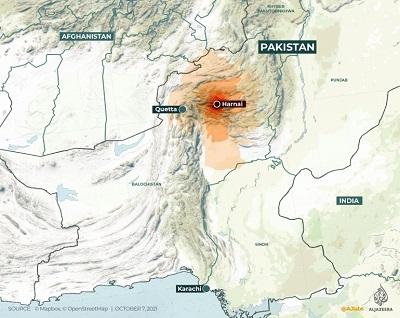 Earthquake in Pakistan: पाकिस्तान में भूकंप से थर्राई धरती, 15 लोगों की मौत और दर्जनों घायल