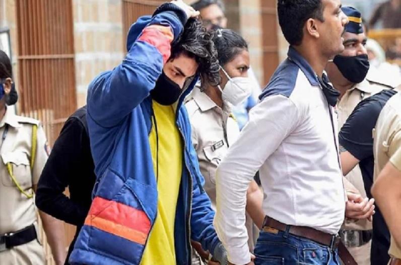 सुनवाई से पहले NCB ने आर्यन खान समेत सभी आरोपियों को भेजा सलाखों के पीछे