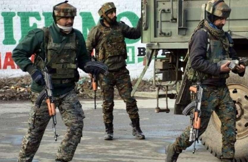 Jammu Kashmir Encounter: आतंकियों के खिलाफ ऑपरेशन में 5 जवान शहीद, ऑपरेशन जारी