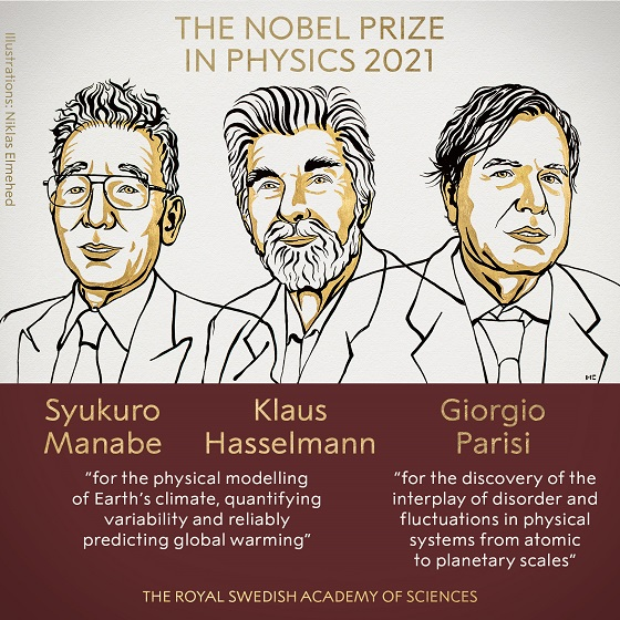 Economics Nobel for 2021: इन तीन इकनॉमिस्ट ने जीता अर्थशास्त्र का नोबेल, जानें ऐसी क्या थी कामयाबी