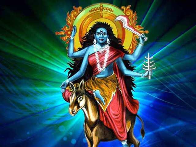 Navratri 7th day: जानिए मां कालरात्रि की उपासना के लाभ व पूजा की विधि