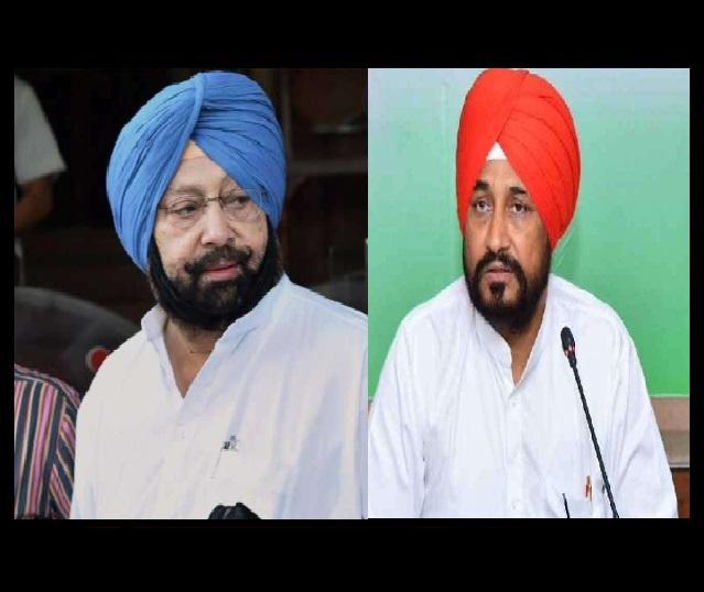 BSF के अधिकारों को लेकर भिड़े कैप्टन अमरिंदर और CM चन्नी