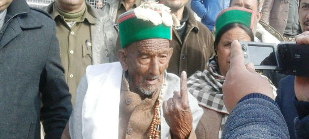 Himachal By-Election: 104 वर्षीय श्याम शरण नेगी कल्पा से डालेंगे वोट, रेड कारपेट पर होगा स्वागत