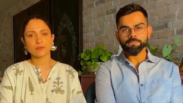 एक्ट्रेस अनुष्का शर्मा और पति विराट कोहली के बीच आई दूरी ! खुद अनुष्का ने पोस्ट कर बताया