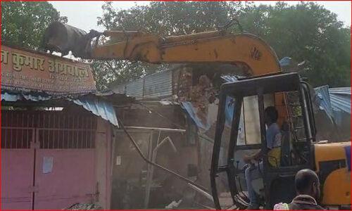 बिलाईगढ़: अवैध कब्जा हटाने को लेकर हुआ विवाद, एक युवक ने की CMO को थप्पड़ जड़ने की  कोशिश