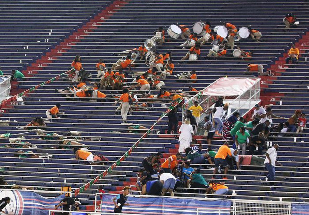 अमेरिका में एक फुटबॉल मैच के दौरान हुईं अंधाधुंध फायरिंग, 4 घायल