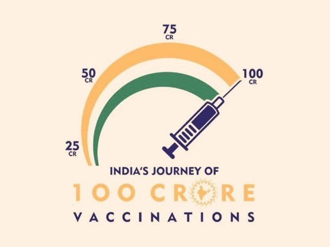 100 Crore Vaccination: कोरोना वैक्सीन का आंकड़ा 100 करोड़ के पार, PM Modi ने दी बधाई