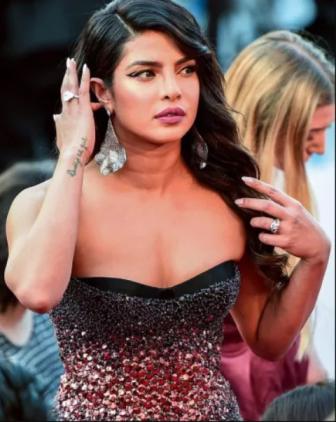 Priyanka chopra in cannes film festival 2019