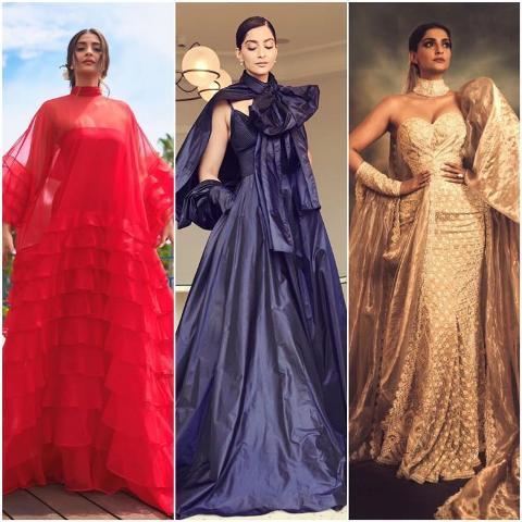Cannes 2019 में देखिए Bollywood Actress का Look
