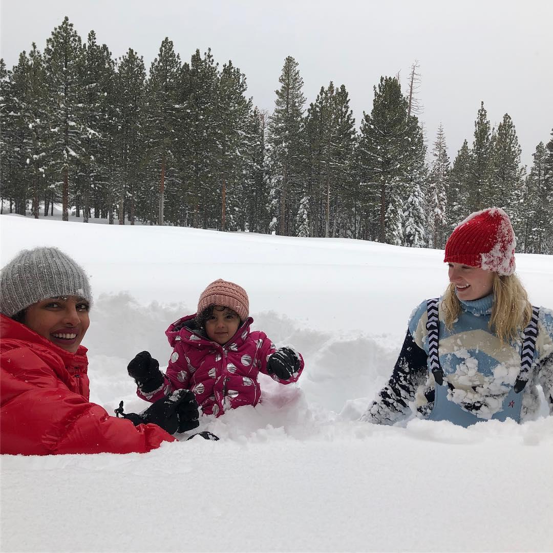 परिवार के साथ winter vacation