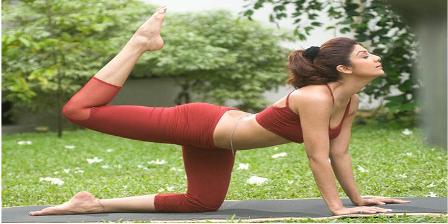 शिल्पा कई सालों से योग कर रही हैं और अपनी योगा क्लास भी चलाती हैं