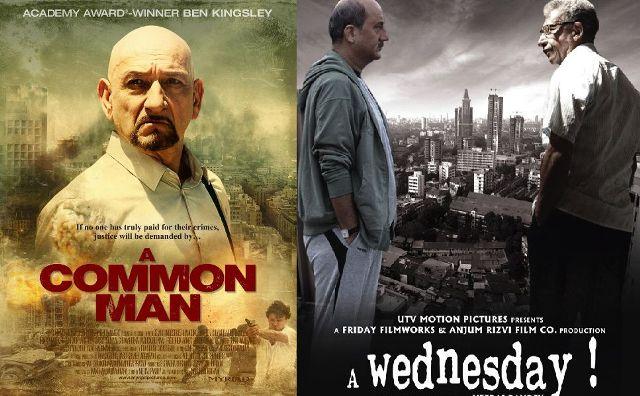 Hollywood की A Common Man मूवी A Wednesday की कॉपी है।