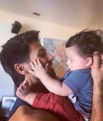 Shahid Kapoor और Mira Rajput  के बेटे Zain Kapoor  जिनके Cuteness  पर फिदा हैं सब