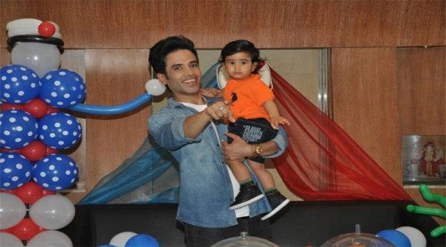 Tusshar Kapoor के बेटे Laksshya  Kapoor Family में खुशियों की लहर लेकर आए हैं।