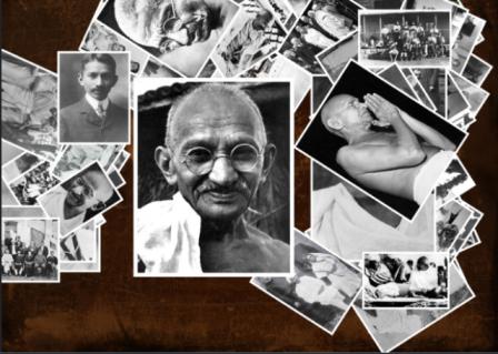 महात्मा गांधी का पूरा नाम मोहनदास करमचंद गांधी है।