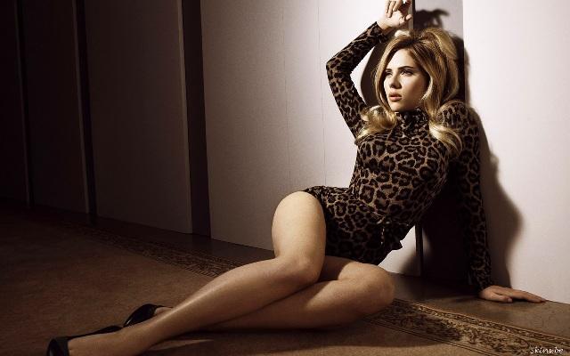 Scarlett Johansson का जन्म 22 नवम्बर 1984 को हुआ था
