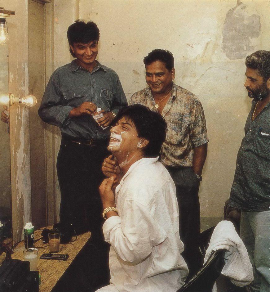 देखिए Shahrukh Khan की RARE PICS
