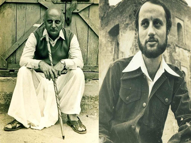 Birthday Special: जवानी में किया 60 साल के बुजुर्ग का रोल, ऐसा रहा है एक्टर Anupam Kher का सफर