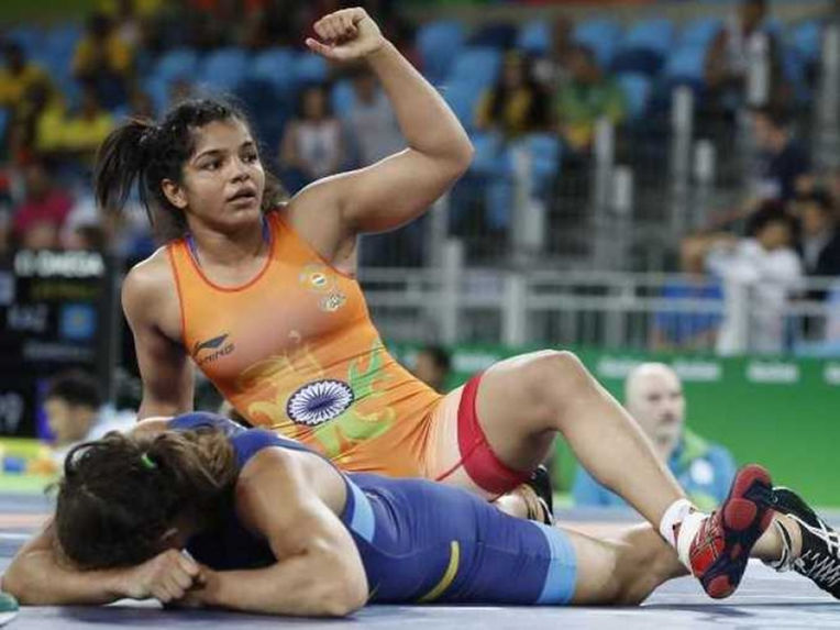 Sakshi Malik wins Bronze medal in dying seconds