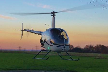 अलवर में हेलीकॉप्टर का बिगड़ा संतुलन, फिर देखिए क्या हुआ?